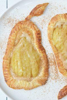 Peer-in-bladerdeeg-Pear in puffed pastry