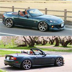 Mazda Mx 5, Mazda Miata, Mx5 Nc, Mazda Roadster, Japanese Cars, Jdm Cars, Custom Cars, Peugeot, Honda
