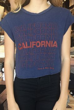Brandy ♥ Melville | Elin California Top