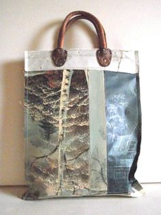Painting Bag by Swarm