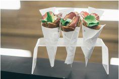 Cosa succede quando uno chef stellato reinventa le crêpes: Michel Bras si dà al #FastCook con i #Capucin.  Succede a Tolosa.