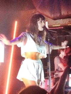 Foxes at The Thekla in Bristol - Friday 7 March 2014