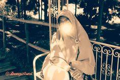 Tetap #Syari dan memanjangkan #Khimar at Lembang, #Bandung walau sedang jalan-jalan. #love