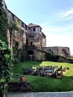 Burg Güssing by SpatzMe, via Flickr