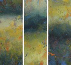 Wandering (triptych) Jeannie Sellmer