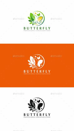 Butterfly — EPS Template #ecology • Download ➝ https://graphicriver.net/item/butterfly/18610083?ref=pxcr