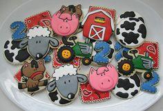 Cute Farm Animals (SugarBelle)