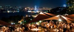 Sunset Grill and Bar - Istanbul, Turkey