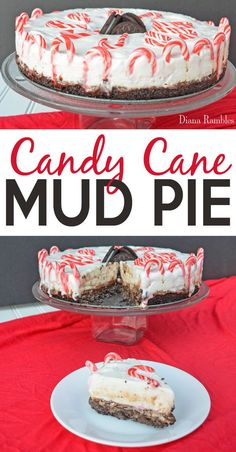 Candy Cane Mud Pie R