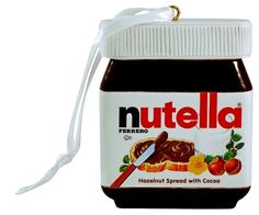Limited Edition Nutella Holiday Ornament