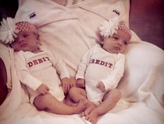 Twins balance each other out - Credit/Debit (Accountant Humor)