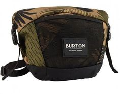 !!!Burton Haversack Small Umhängebauchtasche Olive Woodcut Palm Nylons, Palm, Backpacks, Bags, Fanny Pack, Olives, Black, Backpack, Nylon Stockings