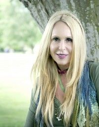Doreen Virtue. Such a beautiful soul. Love her books and meditation cds.