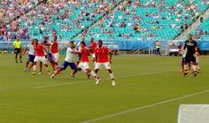 FUTEBOL: Bahia goleia o Feirense por 7 a 1 e está nas quartas do Baianão #LEIAMAIS  WWW.OBSERVADORINDEPENDENTE.COM