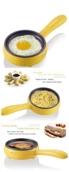Non Stick Pan Egg Fry Frying Kitchen Pan with Automatic Temperature Controlled Function