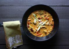 Kylling i thai karry ♥ jegelskermad.dk