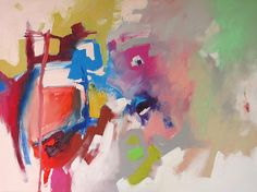 Afternoon Rain by Linda Monfort