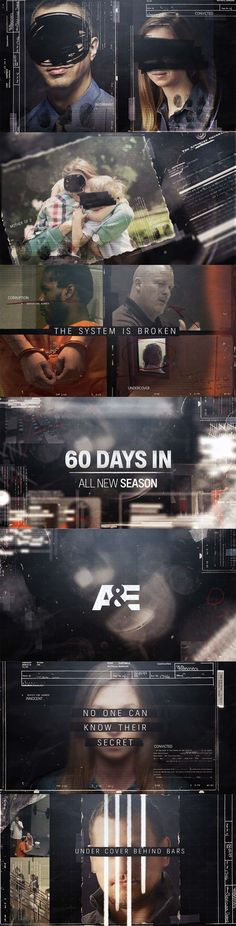 60 Days In AE on Behance