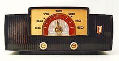 General Electric Dial Beam Bakelite Tube Radio