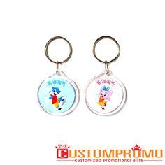 Schlüsselanhänger Acryl individuell mit Ihrem Logo 14040608