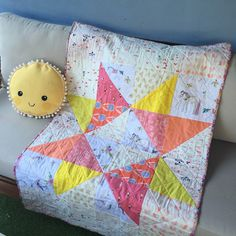 Sew Giving: Shine Bright Star Quilt