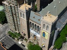 The Church of St. Paul the Apostle in New York City is the Paulist mother churchThe Paulist Fathers serve parishes, Catholic information centers and university Catholic centers in 20 cities throughout the United States, Canada and Italy.
