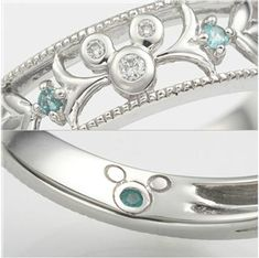 Disney Wedding oh goodness I love this band. It wouldn't fit against my engagement ring though... #disneyjewelry
