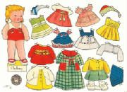 Chichina, a cute name for a paper doll.