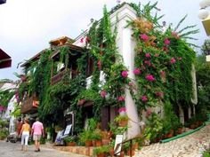 Gifts for her,Gifts for him,Handmade Gift Shop by GoldenHandsMidas Beautiful Streets, Beautiful Homes, Beautiful Places, Alacati Turkey, Pictures Of Turkeys, Turkey Destinations, Garden Pictures, Travel Set, Backyard Projects