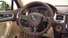 New 2015 Volkswagen Touareg INTERIOR