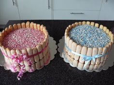 Dutch babyshower cakes