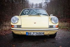 Prepare To Drool Over This Vintage Porsche 911 With Soul