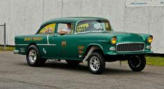 55 Chevy Gasser | 55 Chevy Gassers