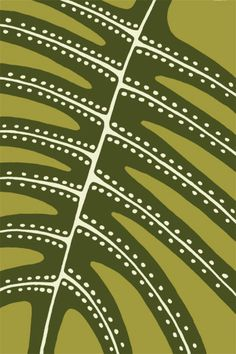 'Frond' designer rug by Interiors by Element - interiorsbyelement.com Inspired by the spores on the back of a fern