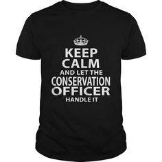 (Top Tshirt Deals) CONSERVATION-OFFICER [TShirt 2016] Hoodies, Funny Tee Shirts