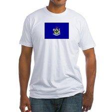 """Maine State Flag"" Shirt"