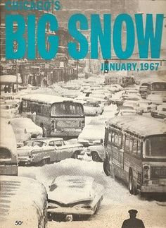 where were you in '67?  We took our sled to the grocery store.