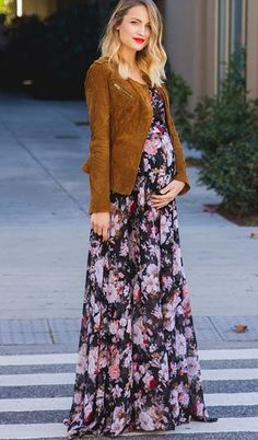 Modest Pregnant Style