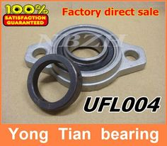 6.00$  Watch now - http://ali2tg.shopchina.info/go.php?t=1315482349 - 20 mm caliber zinc alloy rhombus bearing housing UFL004 Spherical ball bearing  #magazineonlinewebsite