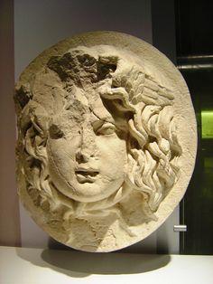 Head of Medusa, Sagalassos, Turkey
