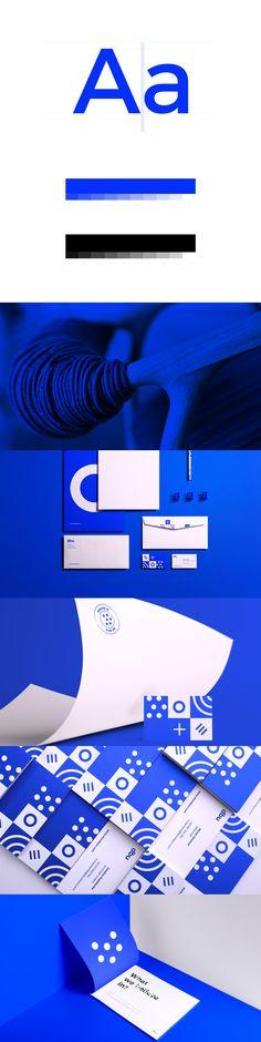 done by us - Corporate Identity / Interior Design Brand