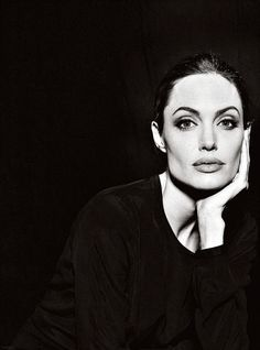Angelina Jolie by An
