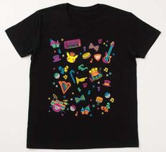 Pokemon Center 2014 Halloween Spooky Party Pikachu Dedenne Adult Size T-shirt (Size Large)