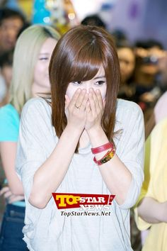 T-ARA's Eun Jung makes a mistake at the mini game…Character Licensing fair 2012 surprise appearance [KPOP]