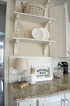 Adventures in Decorating: Our Summer Kitchen