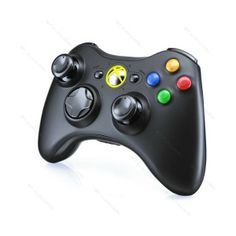 Xbox360 Original Wireless Controller - Warna Warni Game