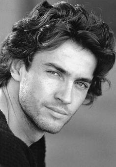 Italian actor Allesio Boni. well, if I have to I'll take him...lol