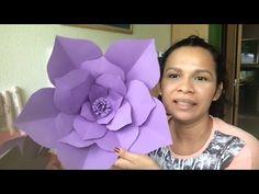 FLORES GIGANTES PARA DECORA SUA FESTA - YouTube                                                                                                                                                     Mais