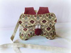 GotikART    Hüfttasche~Umhängetasche von Tagesmutter auf DaWanda.com