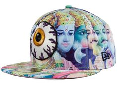Eternal Keep Watch 59Fifty Fitted Cap by MISHKA x NEW ERA